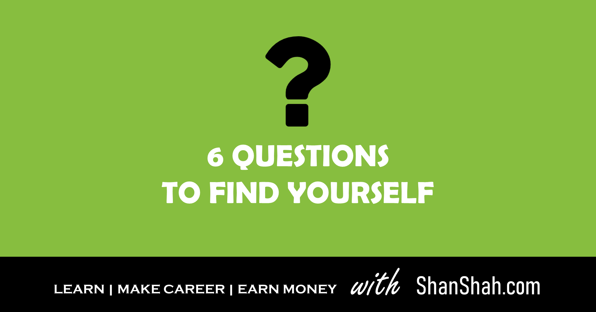 questions to find yourself